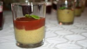 Recette de Gaspacho de choux fleur au curry