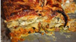 Recette de Lasagnes de légumes