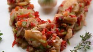 Recette de Salade de pomme de terre