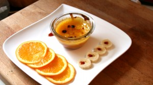 Recette de verrine de citron