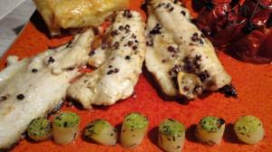 Recette de Filet de bar au poivre de Séchouan