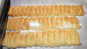 Recette de Biscuit à la cuillère