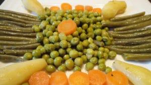 Recette de Jardinière de légumes