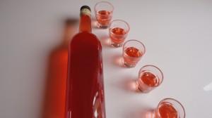 Recette de Liqueur de fraises