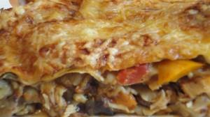 Recette de lasagnes de poulet