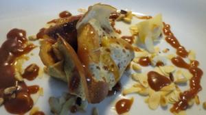 Recette de Aumônières de pommes au beurre salé