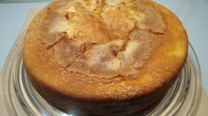 Recette de Gâteau au sucre
