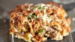Recette de Lasagnes de boeuf revisitées
