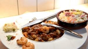 Recette de Crevettes sauce aigre douce