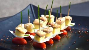 Recette de Harengs pomme de terre
