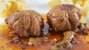 Recette de paupiette de veau aux cèpes