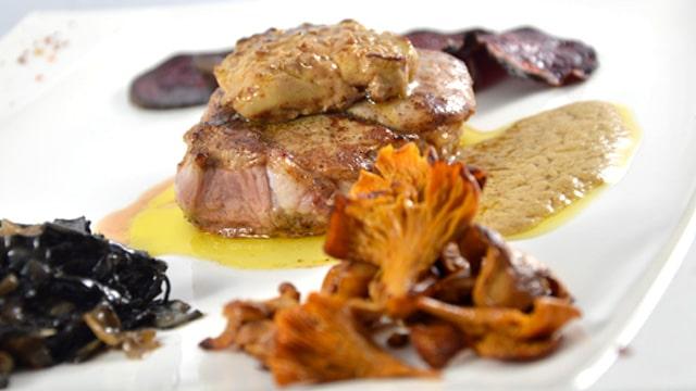 Recette de Grenadin de veau au foie gras