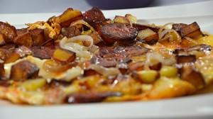 Recette de Omelette pomme de terre et chorizo