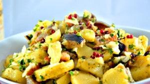 Recette de Salade de kippers