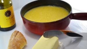 Recette de Cancoillotte au vin jaune