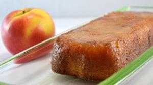 Recette de gâteau aux pomme Tatin