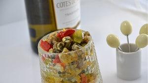 Recette de Coques au vin blanc