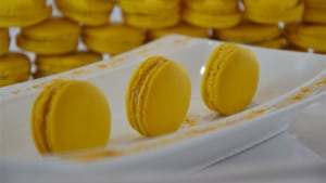 Recette de Macarons au citron