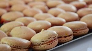 Recette de Macarons au caramel