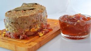 Recette de Terrine de canard et foie gras