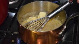 Recette de beurre blanc