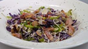 Recette de Salade de chou rouge
