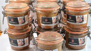 Recette de Compote de pommes ramassées en bocaux