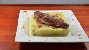 Recette de Foie de veau pané aux noix