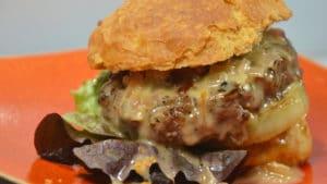 Recette de Hamburger sauce beurre blanc