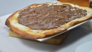 Recette de Pizza au Nutella