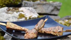 Recette de Magret de canar au barbecue