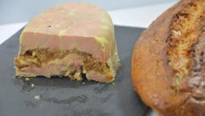 Recette de Terrine de foie gras figues et balsamique